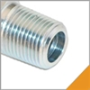 NPTF Steel Fittings