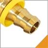 Brass Push-Lock Fittings