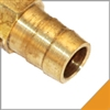 Brass Hose Barb Fittings